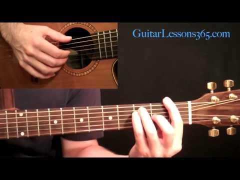 Imagine Acoustic Guitar Lesson John Lennon Youtube