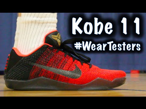 online store cea01 8908a Nike Kobe 11 Performance Review  WearTesters
