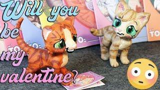 Fireheart asks out Sandstorm: Valentine
