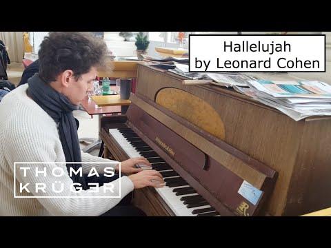 Hallelujah - Wonderful Piano Version By Thomas Krüger (Mr. Pianoman)