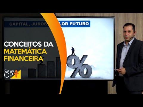 Clique e veja o vídeo Conceitos da Matemática Financeira: Capital, Juros e Valor Futuro