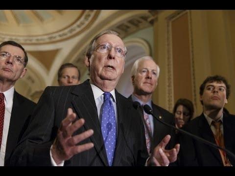 Senate GOP Blocks Vets' Benefits Over Iran Sanctions