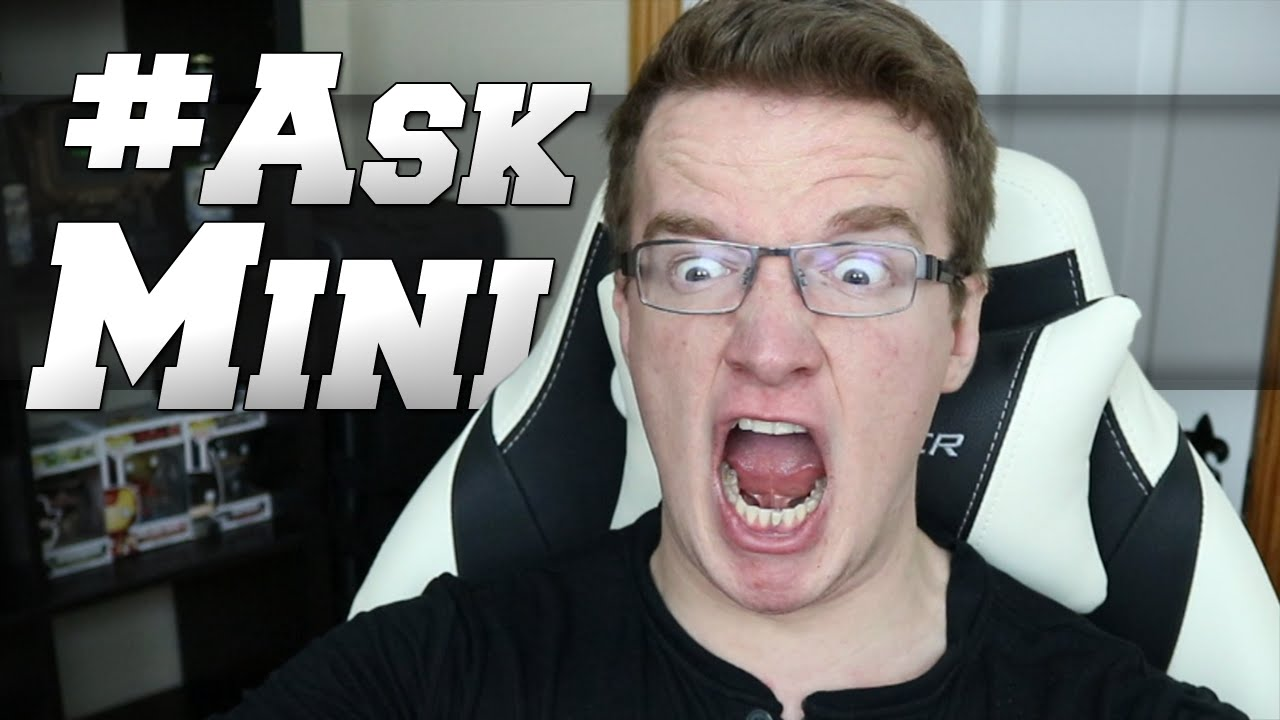 Meet Sparky Cracker Challenge Drunk Mini Returns Askmini Youtube