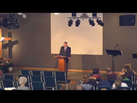 """Pastor Chris Cooper 5/20/18 """"Displaying God's Grace in the Church"""" 1 Peter 3:8-12"""