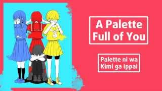 Repeat youtube video [Eng Sub] A Palette Full of You [Siinamota ft. Hatsune Miku]