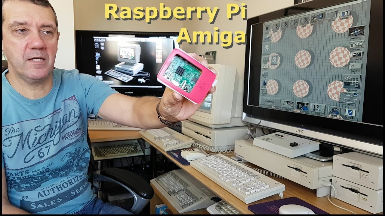 Is the Raspberry Pi the best Amiga available?