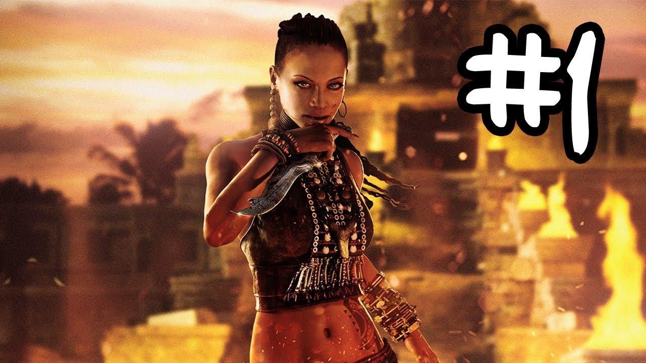 Far Cry 3: Blood Dragon: video walkthrough - Everyeye.it