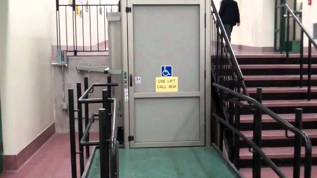 worcester fail garaventa wheelchair lift union station. Black Bedroom Furniture Sets. Home Design Ideas