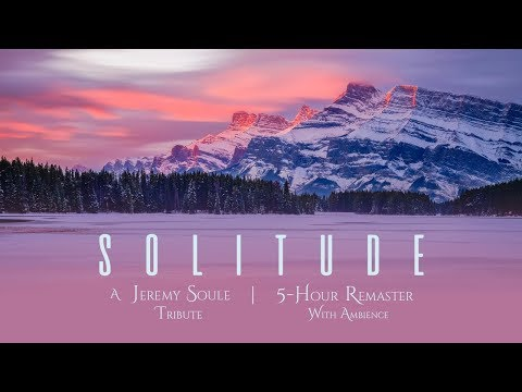 Jeremy Soule Tribute (Skyrim) — Solitude [Remastered Extension - 5 Hrs. + Wind]