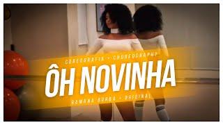 Ôh Novinha - MC Don Juan / Coreografia Funk