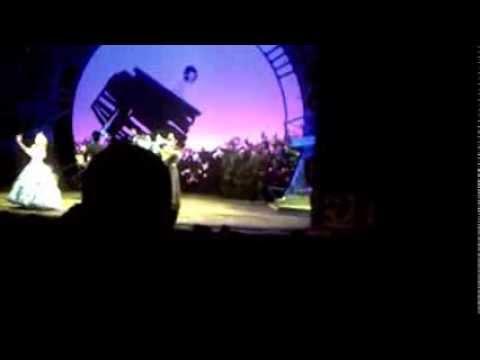 Wicked UK & Ireland Tour - No Good Deed - Nikki Davis Jones (Dublin)