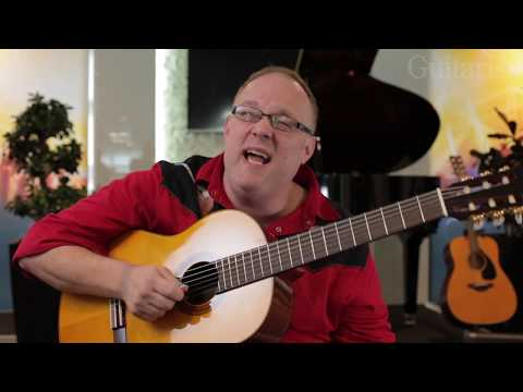 Richard Smith Fingerstyle Workout