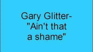 Gary Glitter- Ain