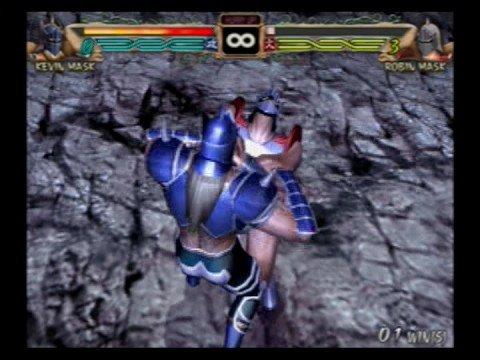 Kinnikuman Muscle Grand Prix 2 Kevin Mask Specials - YouTube  Kevin Mask Kinnikuman