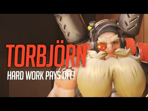Overwatch - Torbjorn Guide - Hard Work Pays Off! (Tips and Advice)