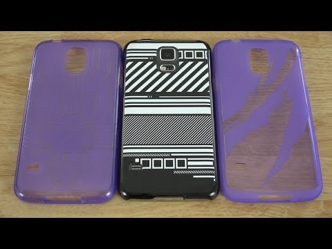 Protect your Galaxy S5 with some CruzerLite Cases!