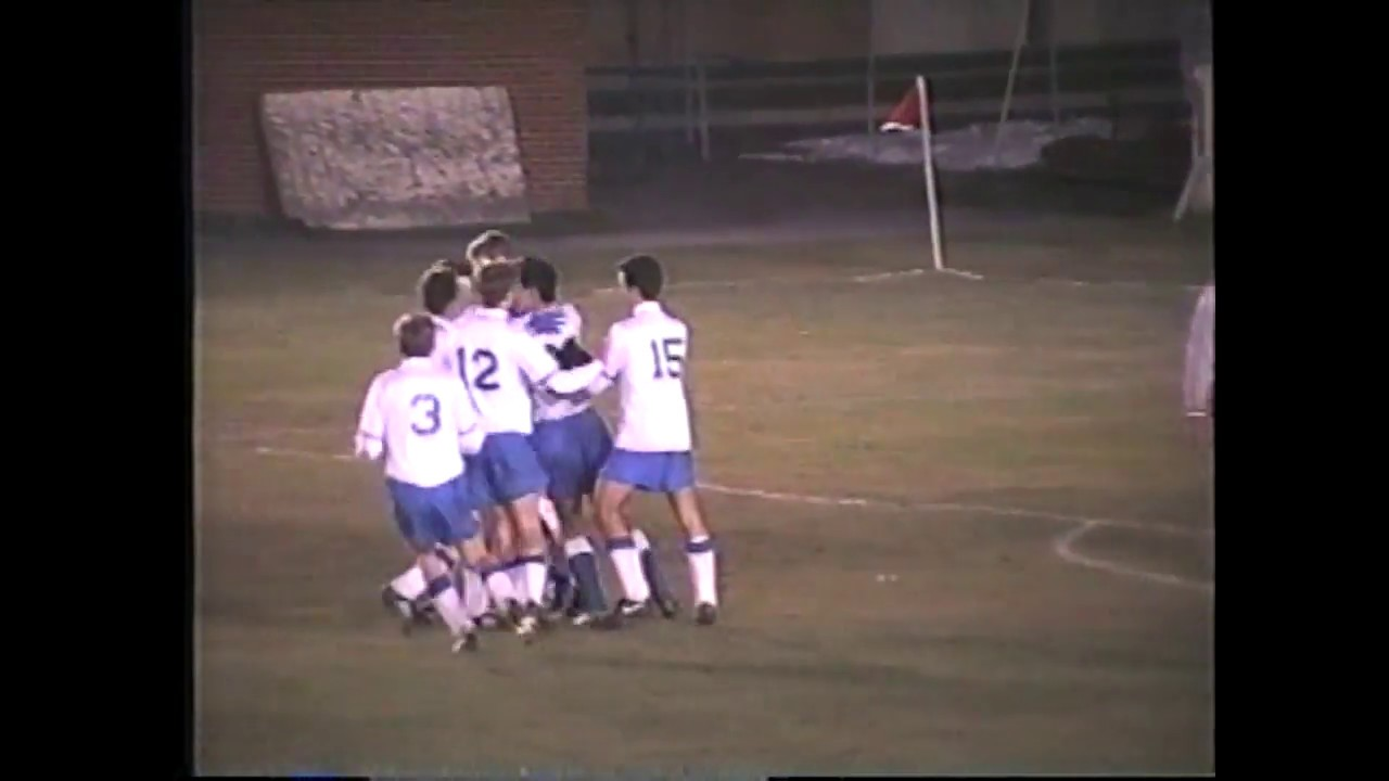 Beekmantown - Peru Boys B Final  11-8-93
