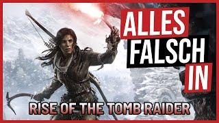 Alles falsch in Rise of the Tomb Raider | GameSünden [Satire]