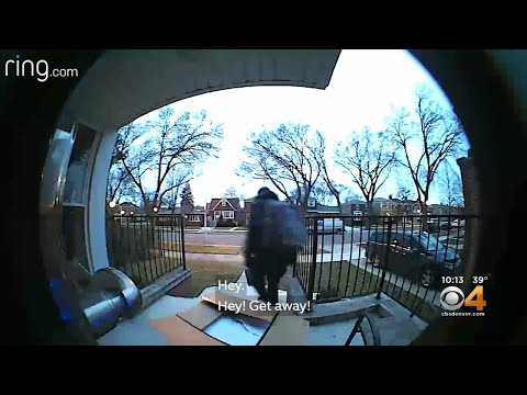 BEARDO - Aurora PD teams up with Ring to stop porch pirates
