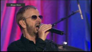 Watch Ringo Starr Act Naturally all Starr Band Version video