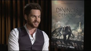 "Tom Riley Talks Da Vinci's Demons Season 3, Doctor Who, and Plays ""Save or Kill"""