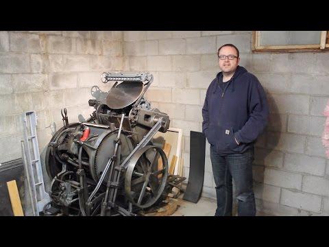Garage Adventures: Printing Press Motor Part 2