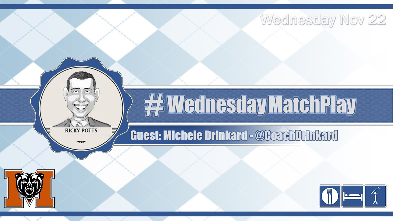 #WednesdayMatchPlay