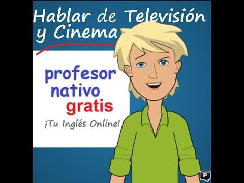 Como Hablar de Television y Cine en Inglés