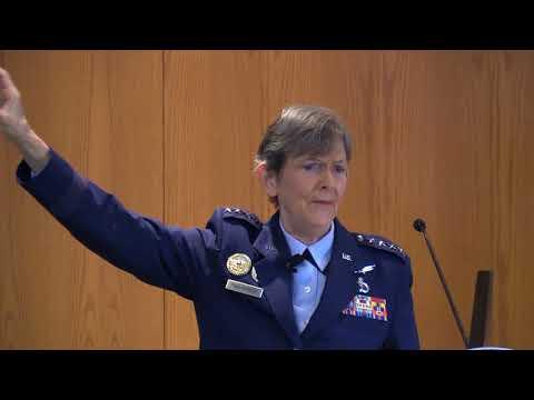 Mitchell Hour  General Ellen Pawlikowski