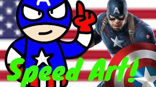 Fourth of July Video: Happy Birthday Captain America! :D