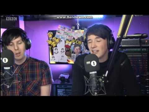 Dan and Phil Show- 24/08/2014
