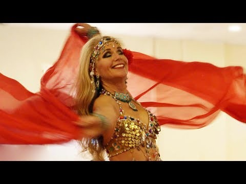 belly-dance-veil-improvisation---jensuya-belly-dance