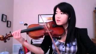 Bad Romance Violin Cover