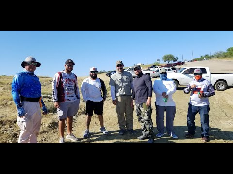 October 17th Falcon Lake Bass Fishing Tournament