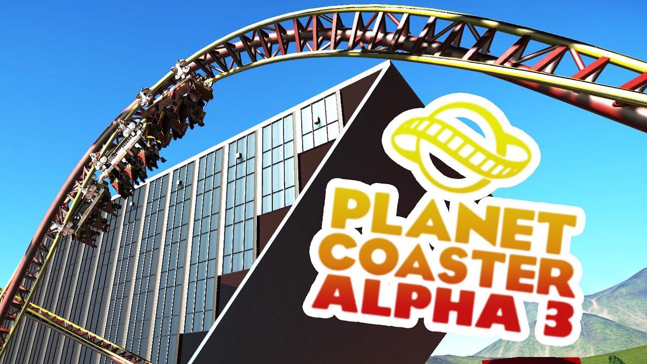 planet coaster alpha 2 free download