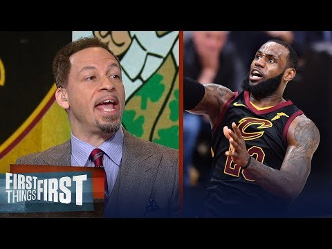 Chris Broussard's keys for Cleveland in Game 5 of Boston vs LeBron's Cavs   NBA   FIRST THINGS FIRST