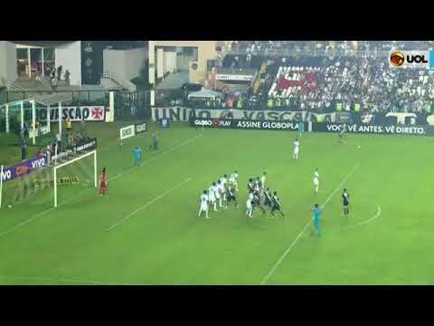 Gol de mão Vasco 2 X 5 Corinthians ! Luis Fabiano