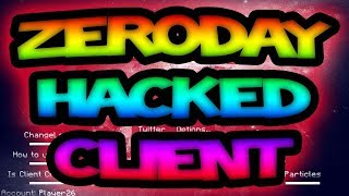 ZeroDay B6 BEST HACKED CLIENT!!!