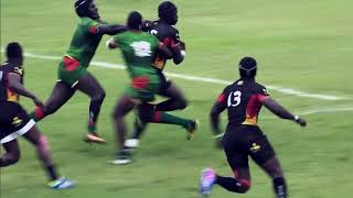 RUGBY AFRICA GOLD CUP