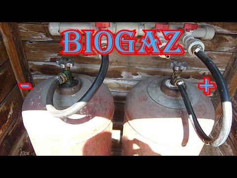 Биогаз своими руками в домашних условиях чертежи фото видео