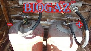 Плюсы и минусы биогаза // Биогаз своими руками #8 //(Плюсы и минусы биогаза в домашних условиях. Биогаз (Biogas) — газ, получаемый водородным или метановым брожени..., 2016-09-27T12:51:35.000Z)