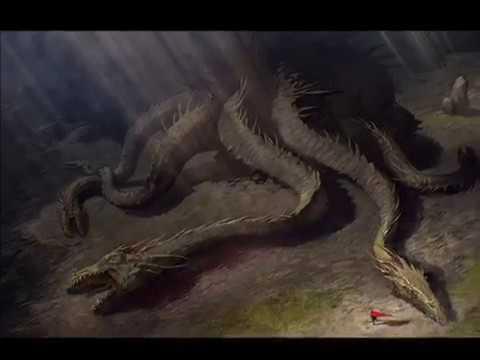 facts about greek mythology hydra