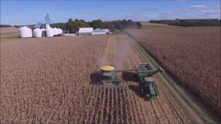 KLEIN FARMS SHELLING CORN BILLINGSVILLE, INDIANA OCT 13, 2016
