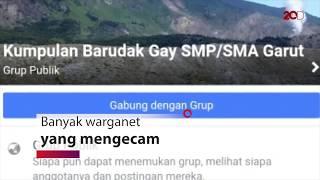 Heboh Grup Gay Pelajar di Garut
