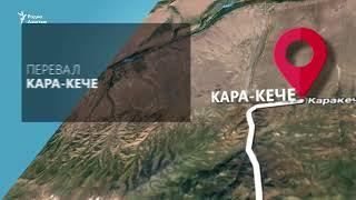 Статистика: туризм в Кыргызстане