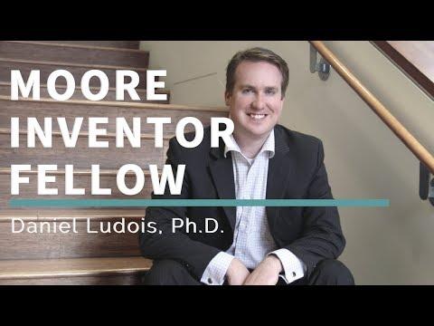 Daniel Ludois, Ph.D.   Moore Inventor Fellow
