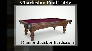 Charleston Pool Table By Olhausen Call 480-792-1115