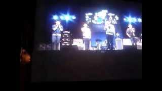 Hey Girl - Gimme 5 @ Sta Teresa College Concert