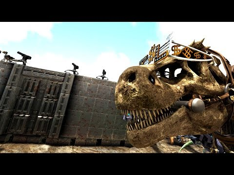 ARK TIME CUBE #11 Time Cube Abstauber | Speed PvP mit Community
