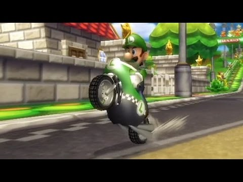 Mario Kart Wii Online via Wiimmfi! Worldwide Races!